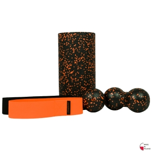 RECOVERY KIT Black&Orange + mini band
