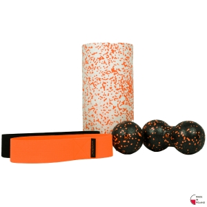 RECOVERY KIT White&Orange + mini band